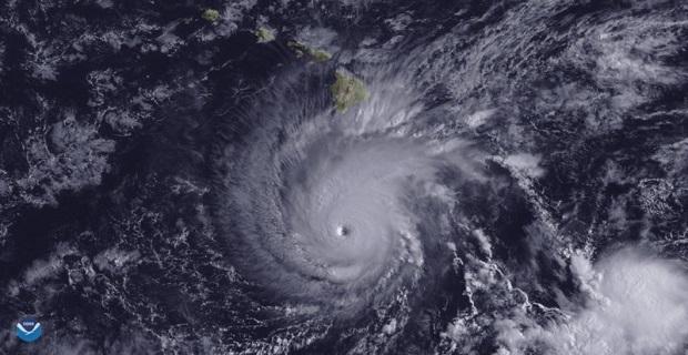 Ισχυρός κυκλώνας κατηγορίας 4 κατευθύνεται απειλητικά προς την Χαβάη - e-Nautilia.gr | Το Ελληνικό Portal για την Ναυτιλία. Τελευταία νέα, άρθρα, Οπτικοακουστικό Υλικό
