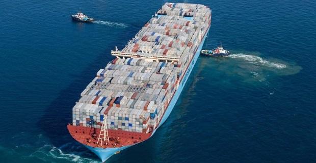Παγκόσμιο ρεκόρ φόρτωσης κοντέινερ σε πλοίο της Maersk - e-Nautilia.gr | Το Ελληνικό Portal για την Ναυτιλία. Τελευταία νέα, άρθρα, Οπτικοακουστικό Υλικό