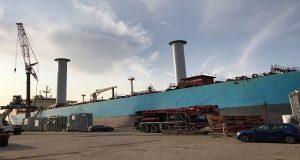 Ένα δεξαμενόπλοιο της Maersk εφοδιασμένο με πανιά!