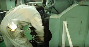 Το ξεκίνημα της μηχανής ενός πλοίου μέσα από ένα βίντεο 7 λεπτών