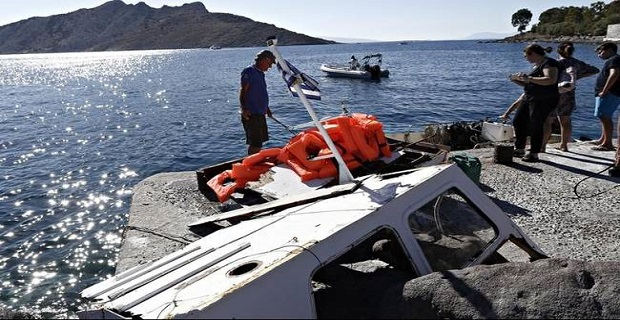 Στο αρχείο η υπόθεση του ναυτικού δυστυχήματος στην Αίγινα που στέρησε τη ζωή σε τέσσερα άτομα! - e-Nautilia.gr | Το Ελληνικό Portal για την Ναυτιλία. Τελευταία νέα, άρθρα, Οπτικοακουστικό Υλικό