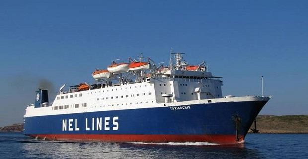 Ξανά στις θάλασσες μετά από 3,5 χρόνια παροπλισμού το «Ταξιάρχης» της ΝΕΛ - e-Nautilia.gr | Το Ελληνικό Portal για την Ναυτιλία. Τελευταία νέα, άρθρα, Οπτικοακουστικό Υλικό