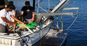 Ινστιτούτο Αρχιπέλαγος: Μη-επανδρωμένο όχημα μπορεί να εξερευνήσει το βυθό σε βάθη που φτάνουν και τα 150 μέτρα