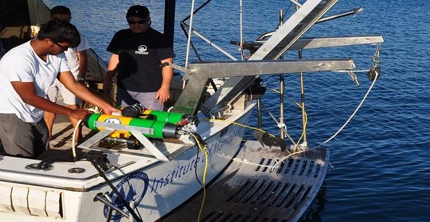 Ινστιτούτο Αρχιπέλαγος: Μη-επανδρωμένο όχημα μπορεί να εξερευνήσει το βυθό σε βάθη που φτάνουν και τα 150 μέτρα - e-Nautilia.gr | Το Ελληνικό Portal για την Ναυτιλία. Τελευταία νέα, άρθρα, Οπτικοακουστικό Υλικό