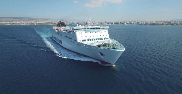 ΑΝΕΚ: Το «Έλυρος» στη γραμμή Πειραιάς – Χανιά - e-Nautilia.gr | Το Ελληνικό Portal για την Ναυτιλία. Τελευταία νέα, άρθρα, Οπτικοακουστικό Υλικό