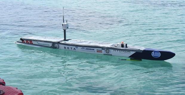 Η HELMEPA συγχαίρει την ερευνητική ομάδα Oceanos του ΕΜΠ - e-Nautilia.gr | Το Ελληνικό Portal για την Ναυτιλία. Τελευταία νέα, άρθρα, Οπτικοακουστικό Υλικό