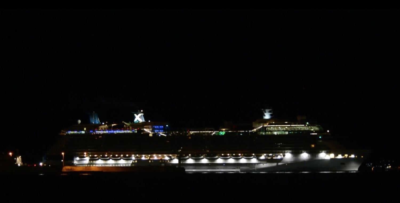 Celebrity Eclipse : Παρθενική άφιξη στο λιμάνι του Πειραιά (Video) - e-Nautilia.gr | Το Ελληνικό Portal για την Ναυτιλία. Τελευταία νέα, άρθρα, Οπτικοακουστικό Υλικό