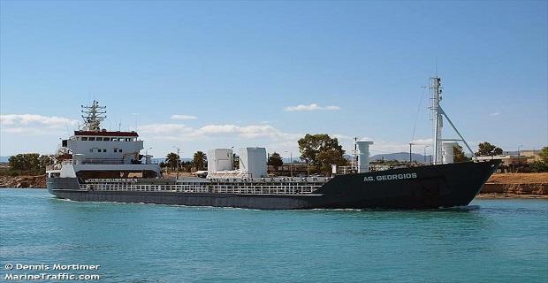 Πρόσκρουση φορτηγού πλοίου σε βραχονησίδα στη Μονεμβασιά - e-Nautilia.gr | Το Ελληνικό Portal για την Ναυτιλία. Τελευταία νέα, άρθρα, Οπτικοακουστικό Υλικό