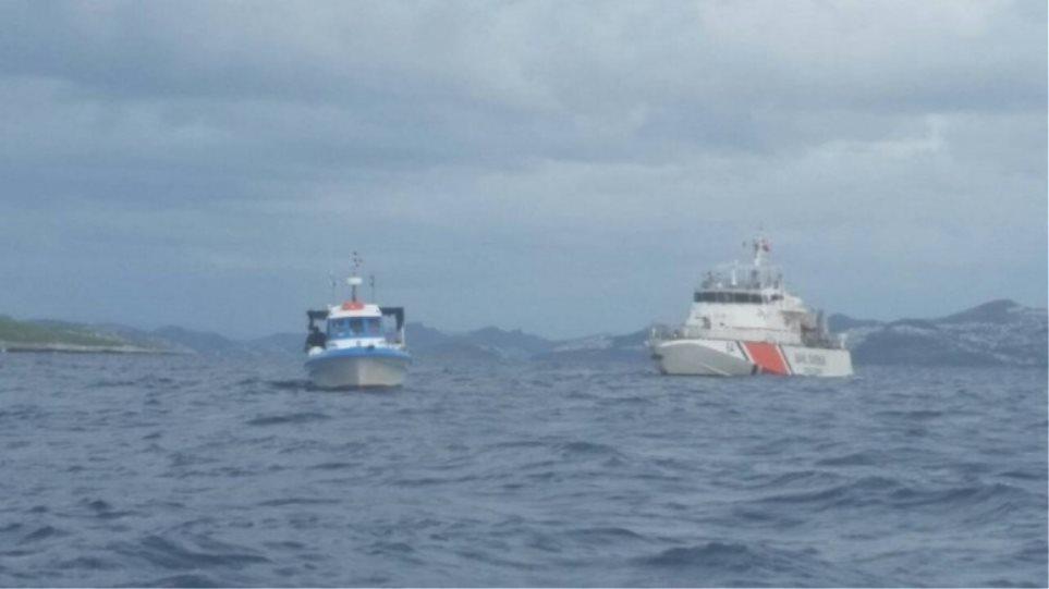 Τουρκικό υπουργείο: Οδηγία σε ψαράδες να μην μπαίνουν στα ελληνικά χωρικά ύδατα