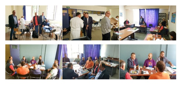 Επίσκεψη του προέδρου της ΠΕΠΕΝ στο ΚΕΣΕΝ - e-Nautilia.gr | Το Ελληνικό Portal για την Ναυτιλία. Τελευταία νέα, άρθρα, Οπτικοακουστικό Υλικό