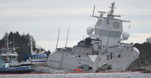 Ανακοίνωση της Tsakos Columbia Management σχετικά με την σύγκρουση του δεξαμενόπλοιου με την φρεγάτα - e-Nautilia.gr | Το Ελληνικό Portal για την Ναυτιλία. Τελευταία νέα, άρθρα, Οπτικοακουστικό Υλικό