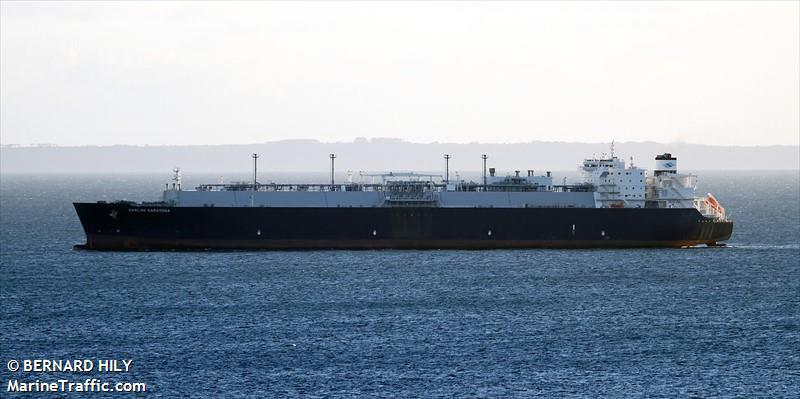 Το LNG «GASLOG SARATOGA» μήκους 285 μέτρων προσάραξε στην Κρήτη [βίντεο+φωτο] - e-Nautilia.gr | Το Ελληνικό Portal για την Ναυτιλία. Τελευταία νέα, άρθρα, Οπτικοακουστικό Υλικό