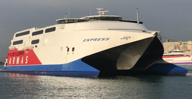 Golden Express: Ένα νέο πλοίο για την ελληνική ακτοπλοΐα στις Κυκλάδες - e-Nautilia.gr | Το Ελληνικό Portal για την Ναυτιλία. Τελευταία νέα, άρθρα, Οπτικοακουστικό Υλικό