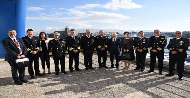 Επίσημη επίσκεψη του αρχηγού της Τουρκικής Ακτοφυλακής στην Ελλάδα - e-Nautilia.gr   Το Ελληνικό Portal για την Ναυτιλία. Τελευταία νέα, άρθρα, Οπτικοακουστικό Υλικό