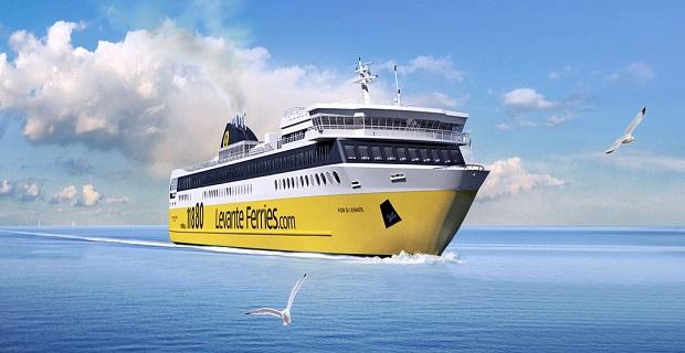 Στον στόλο της «Levante Ferries» το «ΝΗΣΟΣ ΚΕΦΑΛΟΝΙΑ» - e-Nautilia.gr | Το Ελληνικό Portal για την Ναυτιλία. Τελευταία νέα, άρθρα, Οπτικοακουστικό Υλικό