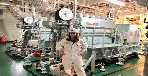 Τόνια Καραγεώργου: «Νιώθω πολύ τυχερή που στράφηκα στη Ναυτιλία» - e-Nautilia.gr | Το Ελληνικό Portal για την Ναυτιλία. Τελευταία νέα, άρθρα, Οπτικοακουστικό Υλικό