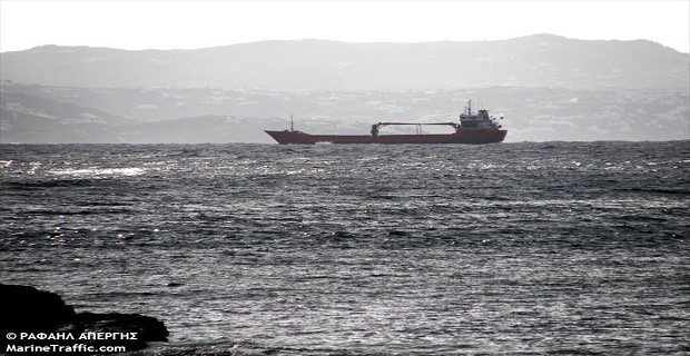 Αποκολλήθηκε το φορτηγό πλοίο που είχε προσαράξει στο Ναύπλιο - e-Nautilia.gr   Το Ελληνικό Portal για την Ναυτιλία. Τελευταία νέα, άρθρα, Οπτικοακουστικό Υλικό