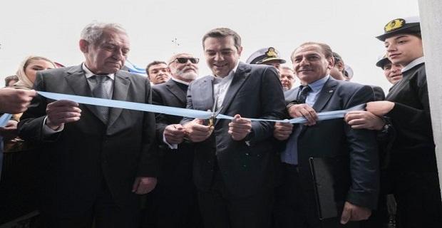 Εγκαίνια της ΑΕΝ/ ΚΑΛΥΜΝΟΥ – δήλωση Φώτη Κουβέλη - e-Nautilia.gr | Το Ελληνικό Portal για την Ναυτιλία. Τελευταία νέα, άρθρα, Οπτικοακουστικό Υλικό
