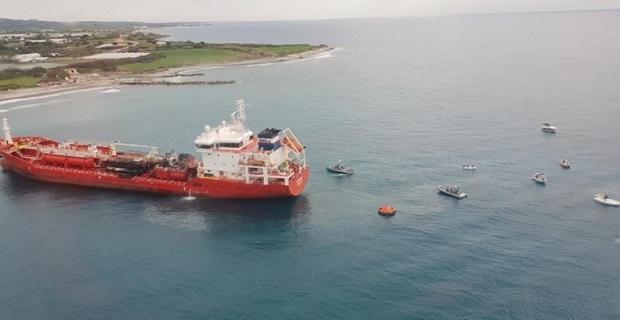 H VSS EPE αναλαμβάνει τη διαχείριση του ατυχήματος που προκλήθηκε μετά την έκρηξη στο πετρελαιοφόρο ATHLOS - e-Nautilia.gr | Το Ελληνικό Portal για την Ναυτιλία. Τελευταία νέα, άρθρα, Οπτικοακουστικό Υλικό