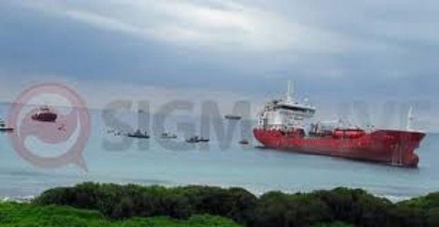 Έκρηξη σε τάνκερ που μεταφέρει υγραέριο στην Κύπρο [βίντεο] - e-Nautilia.gr   Το Ελληνικό Portal για την Ναυτιλία. Τελευταία νέα, άρθρα, Οπτικοακουστικό Υλικό