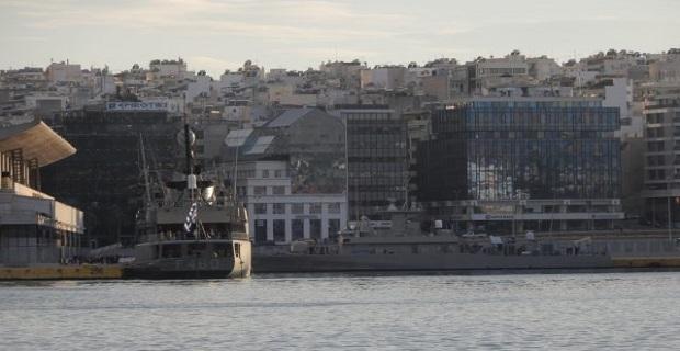 Αναχώρηση Φ/Γ Αιγαίον & Υ/Β Ωκεανός από το λιμάνι του Πειραιά [videos] - e-Nautilia.gr | Το Ελληνικό Portal για την Ναυτιλία. Τελευταία νέα, άρθρα, Οπτικοακουστικό Υλικό
