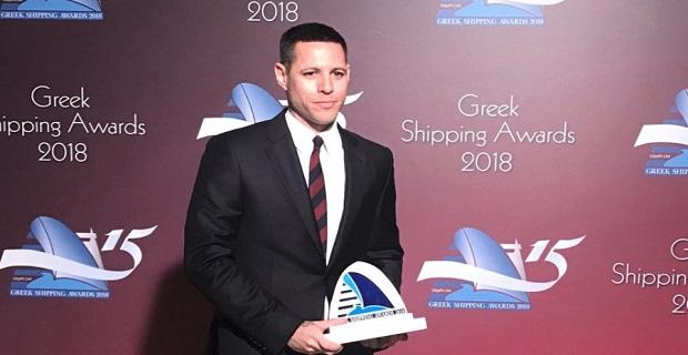 Lloyd's Awards 2018: Βραβεύτηκαν οι κορυφαίοι της Ελληνικής Ναυτιλίας - e-Nautilia.gr | Το Ελληνικό Portal για την Ναυτιλία. Τελευταία νέα, άρθρα, Οπτικοακουστικό Υλικό