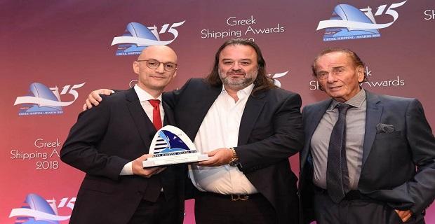 Η Seajets βραβεύτηκε ως 'Επιβατηγός Εταιρεία της χρονιάς! - e-Nautilia.gr | Το Ελληνικό Portal για την Ναυτιλία. Τελευταία νέα, άρθρα, Οπτικοακουστικό Υλικό
