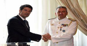 Τιμητική Διάκριση στο Λιμενικό από την Υπηρεσία Τελωνείων της Γαλλίας