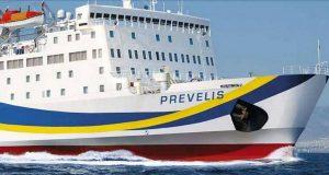 """Στο λιμάνι της Σητείας προσέκρουσε το πλοίο """"Πρέβελης"""""""