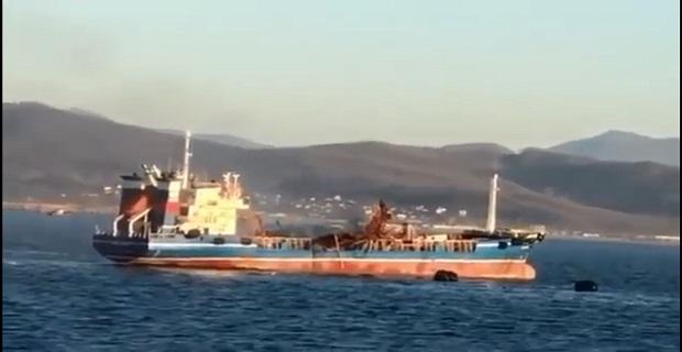 Έκρηξη σε δεξαμενόπλοιο με τρείς νεκρούς [Βίντεο]
