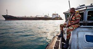 2 πειρατικές επιθέσεις αναφέρθηκαν στον κόλπο της Γουινέας με την μια να επιβεβαιώνεται
