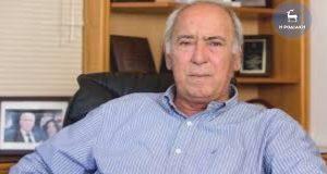 Απεβίωσε πριν από λίγο ο επιχειρηματίας Γιώργος Σπανός