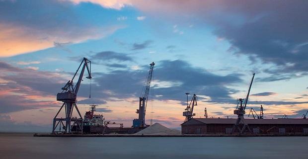 Κράτηση πλοίου στη Θεσσαλονίκη