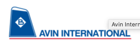 AVIN INTERNATlONAL