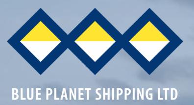 BLUE PLANET SHIPPING LTD