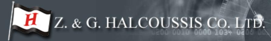 HALCOUSSIS Z. & G. CO. LTD