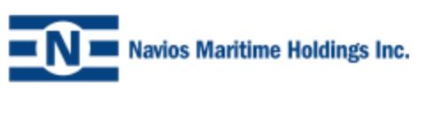 NAVIOS MARITIME HOLDINGS INC.