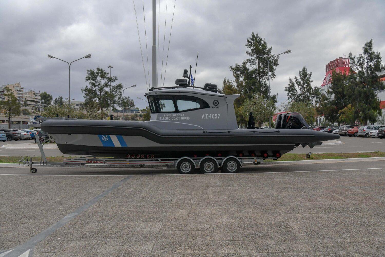 Στη Σάμο το 4ο νέο περιπολικό σκάφος του Λιμενικού Σώματος - e-Nautilia.gr | Το Ελληνικό Portal για την Ναυτιλία. Τελευταία νέα, άρθρα, Οπτικοακουστικό Υλικό