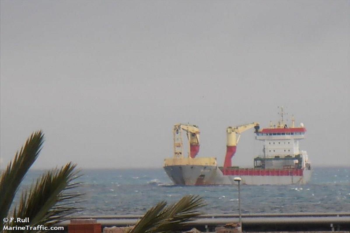 Τουρκικό φορτηγό πλοίο προσάραξε στην Τήλο - e-Nautilia.gr | Το Ελληνικό Portal για την Ναυτιλία. Τελευταία νέα, άρθρα, Οπτικοακουστικό Υλικό