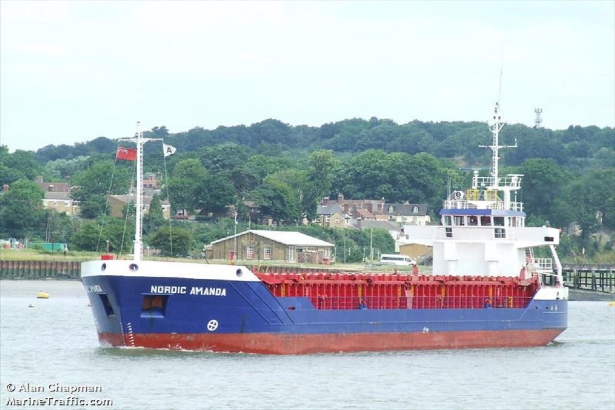 Θάνατος μέλους πληρώματος φορτηγού πλοίου στην Αμαλιάπολη - e-Nautilia.gr | Το Ελληνικό Portal για την Ναυτιλία. Τελευταία νέα, άρθρα, Οπτικοακουστικό Υλικό