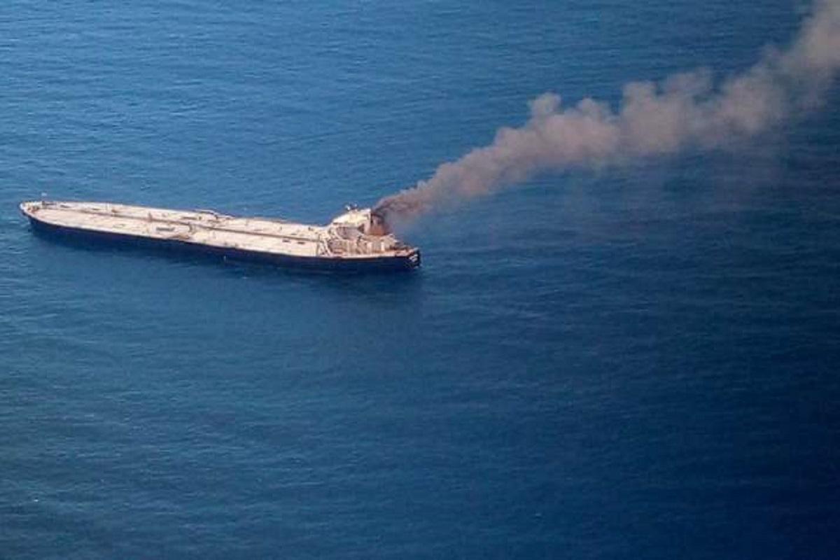 Σρι Λάνκα: Ένας νεκρός από την πυρκαγιά σε ελληνόκτητο τάνκερ – Πέντε Έλληνες στο πλήρωμα - e-Nautilia.gr | Το Ελληνικό Portal για την Ναυτιλία. Τελευταία νέα, άρθρα, Οπτικοακουστικό Υλικό