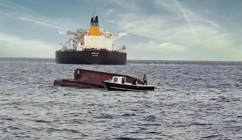 Σύγκρουση ελληνικού τάνκερ με τουρκικό αλιευτικό στα Άδανα – 5 νεκροί (UPDATE) - e-Nautilia.gr | Το Ελληνικό Portal για την Ναυτιλία. Τελευταία νέα, άρθρα, Οπτικοακουστικό Υλικό
