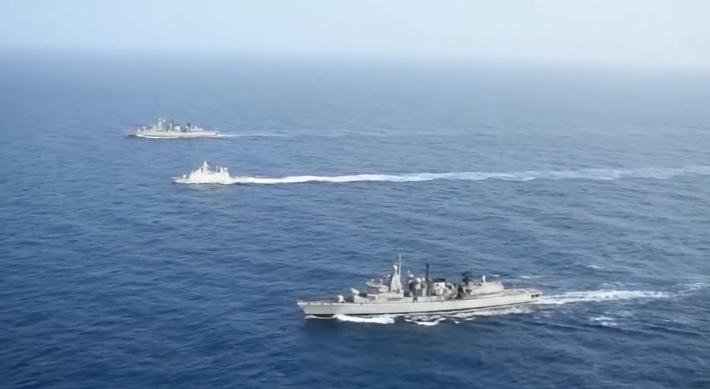 Συνεκπαίδευση Μονάδων Πολεμικού Ναυτικού Ελλάδας και ΗΑΕ - e-Nautilia.gr | Το Ελληνικό Portal για την Ναυτιλία. Τελευταία νέα, άρθρα, Οπτικοακουστικό Υλικό