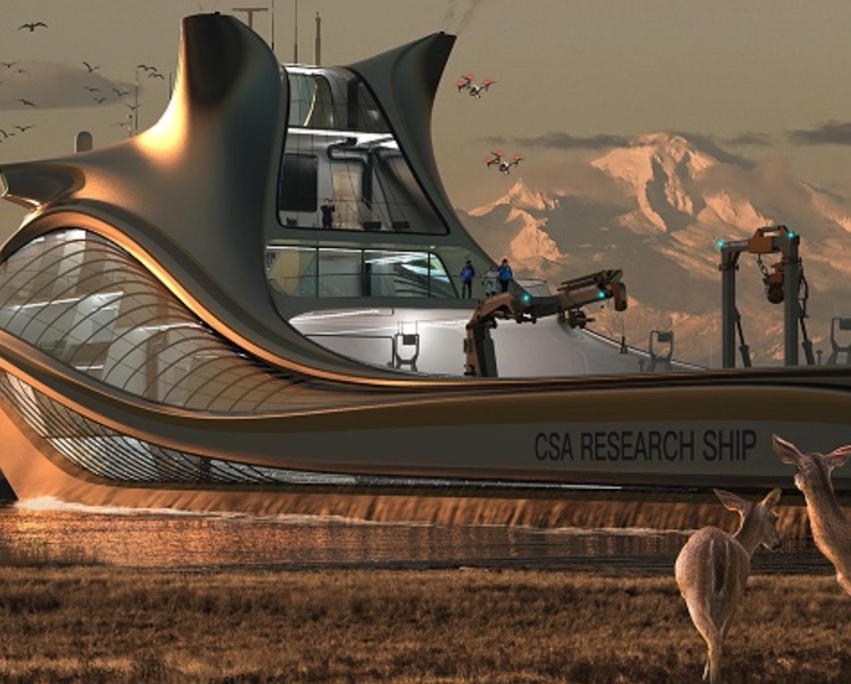 Η Κίνα σχεδιάζει την κατασκευή νέου μη επανδρωμένου σκάφους που θα ζήλευε και μια θαλαμηγός (Photos) - e-Nautilia.gr | Το Ελληνικό Portal για την Ναυτιλία. Τελευταία νέα, άρθρα, Οπτικοακουστικό Υλικό