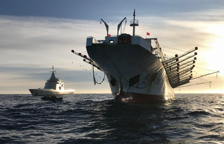 Η Κίνα σχεδιάζει «πάρκο αλιείας» 200 εκατομμυρίων δολαρίων 100 μίλια από την Αυστραλία - e-Nautilia.gr | Το Ελληνικό Portal για την Ναυτιλία. Τελευταία νέα, άρθρα, Οπτικοακουστικό Υλικό