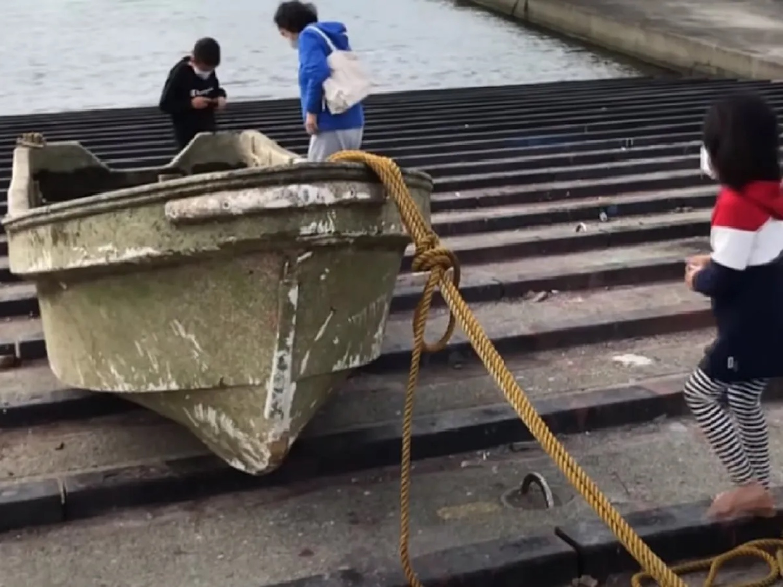 Βάρκα-Φάντασμα βρέθηκε 10 χρόνια μετά το φονικό τσουνάμι στην Ιαπωνία (Video) - e-Nautilia.gr | Το Ελληνικό Portal για την Ναυτιλία. Τελευταία νέα, άρθρα, Οπτικοακουστικό Υλικό