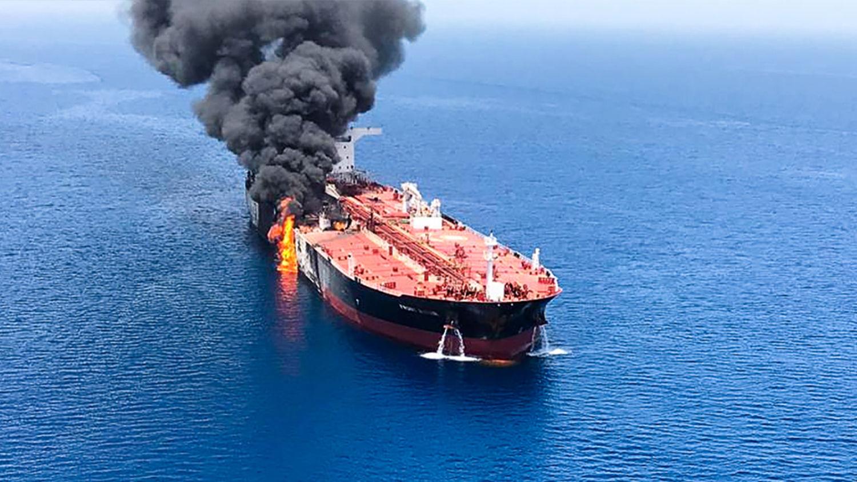 Φωτιά στο μηχανοστάσιο του δεξαμενόπλοιου Aframax (Video) - e-Nautilia.gr | Το Ελληνικό Portal για την Ναυτιλία. Τελευταία νέα, άρθρα, Οπτικοακουστικό Υλικό