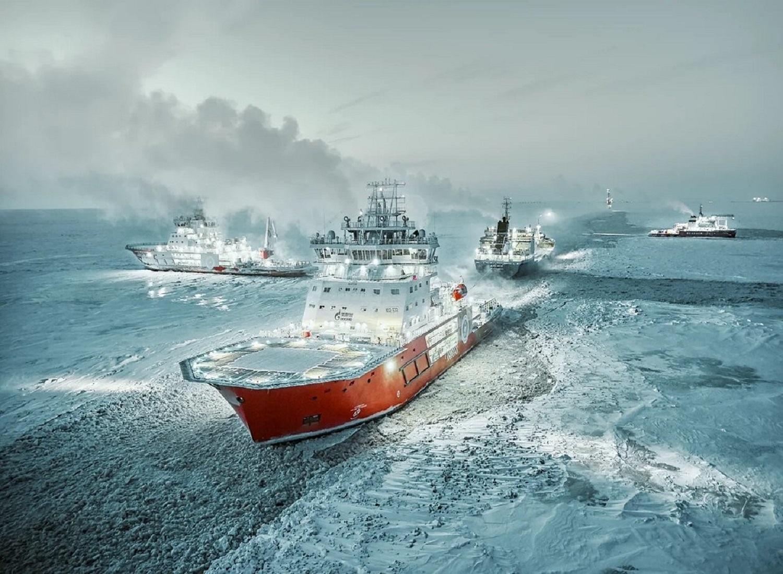 Ρεκόρ διέλευσης πλοίων από την περιοχή της Αρκτικής φέτος - e-Nautilia.gr | Το Ελληνικό Portal για την Ναυτιλία. Τελευταία νέα, άρθρα, Οπτικοακουστικό Υλικό