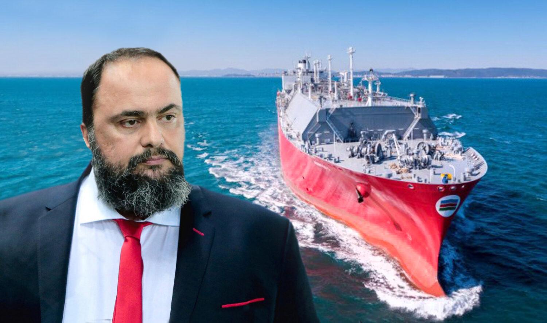 Μαρινάκης-Capital Maritime: παραγγελία πλοίων έως και $600 εκατ - e-Nautilia.gr | Το Ελληνικό Portal για την Ναυτιλία. Τελευταία νέα, άρθρα, Οπτικοακουστικό Υλικό