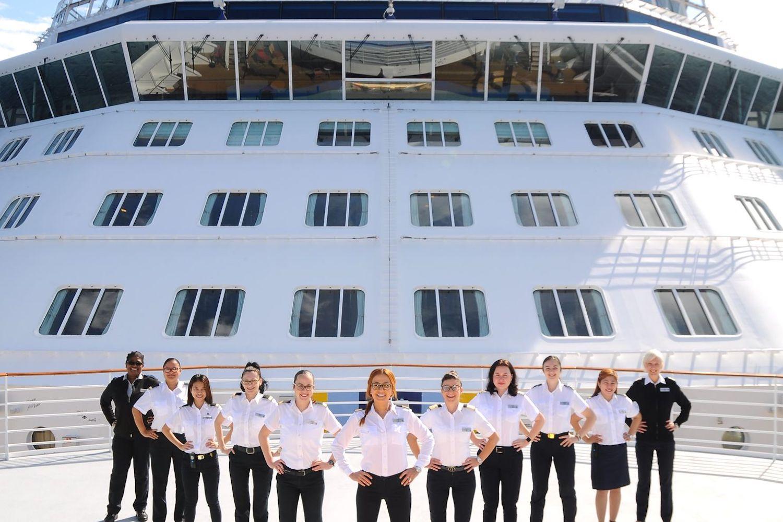 """Women in Maritime"": ενίσχυση των γυναικών σε διοικητικές θέσεις - e-Nautilia.gr | Το Ελληνικό Portal για την Ναυτιλία. Τελευταία νέα, άρθρα, Οπτικοακουστικό Υλικό"